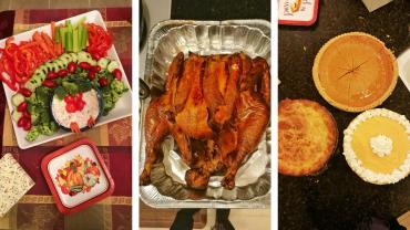 Il mio Thanksgiving con una famiglia americana