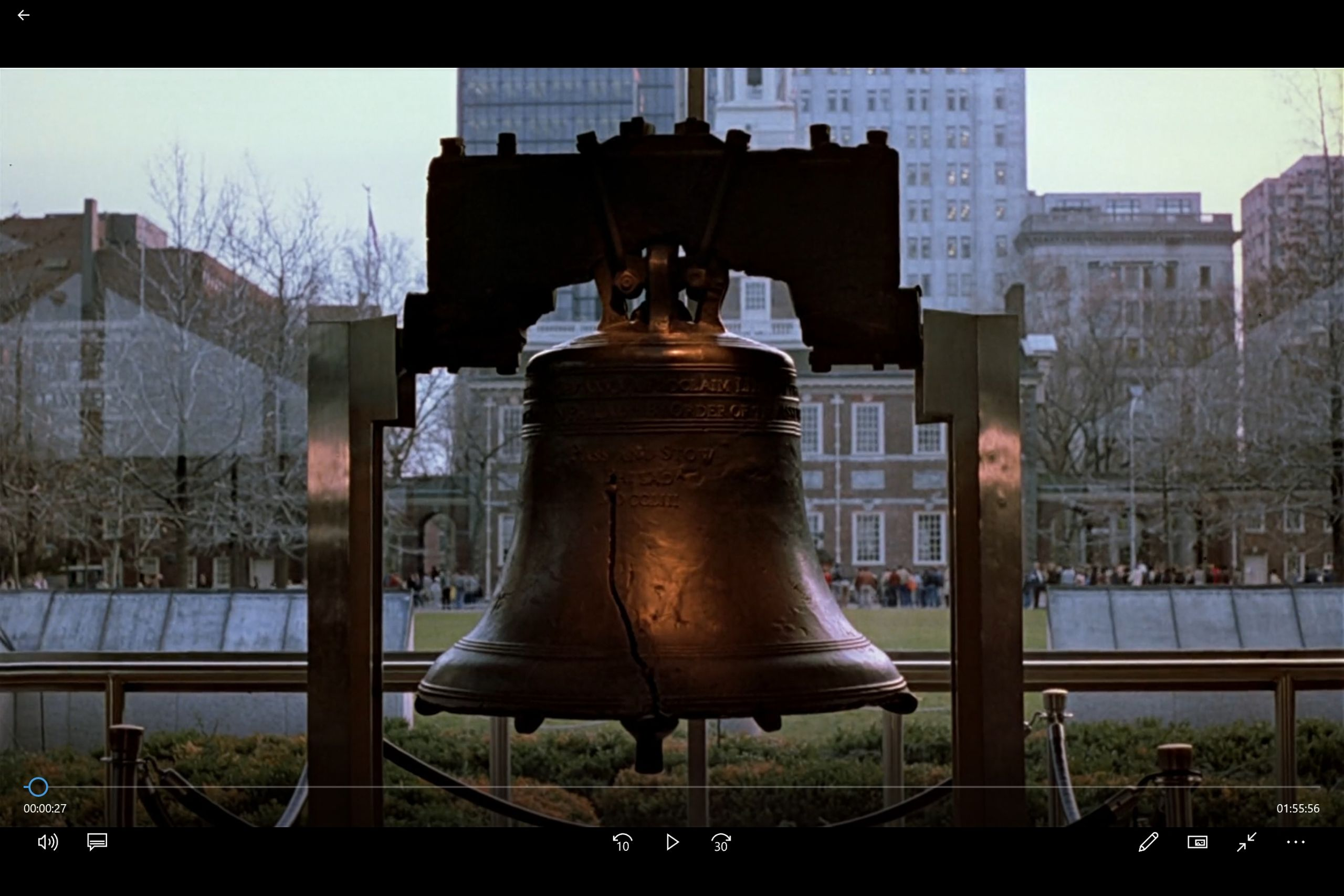 liberty bell philadelphia trading places