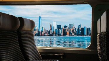 (B1) Bustling New York